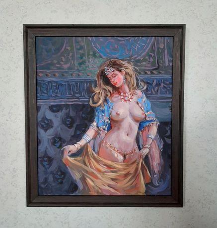 "Картина ""Танцовщица""."