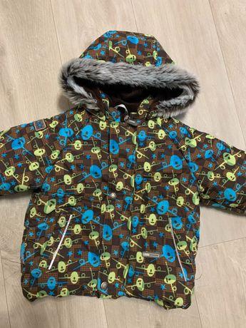 Курточка Lenne зимняя