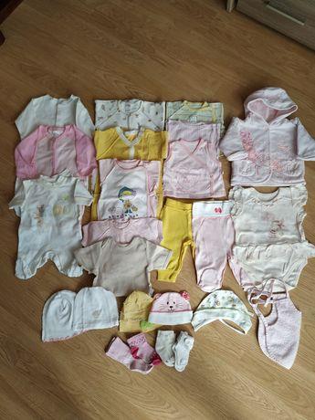 Набор одежды для новорожденной