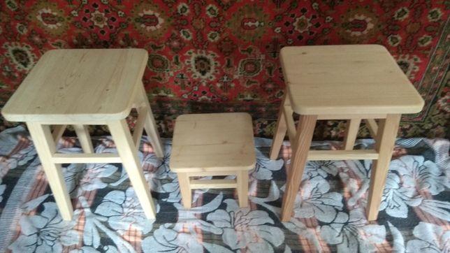 табурет+ стульчики