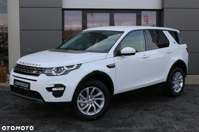 Land Rover Discovery Sport 2.0 Si4 240KM SE MY19