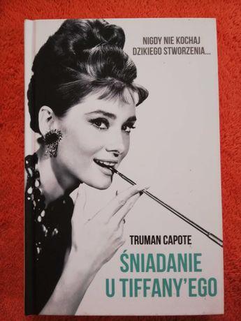 Nowa książka Śniadanie u Tiffany'ego Truman Capote.