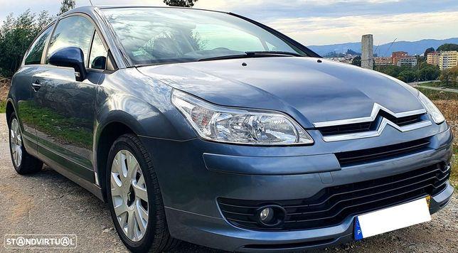 Citroën c4 coupe