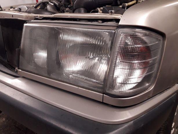 Mercedes w201 190 reflektory