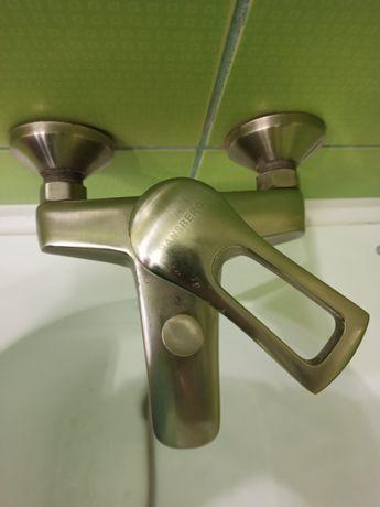 Набор смесителей (Hansberg) для ванны и раковины