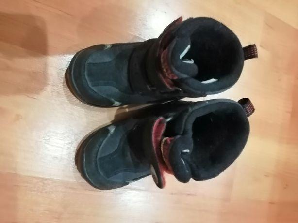 Зимние сапоги для мальчиков viking