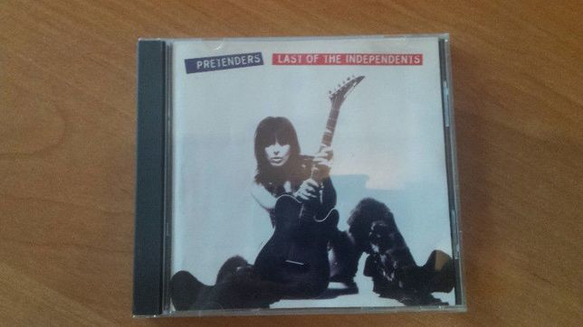 Pretenders ‎– Last Of The Independents CD