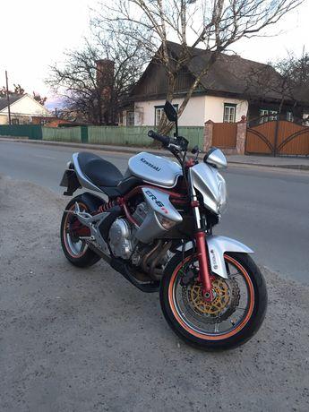 Kawasaki er6 n 2008 идеал