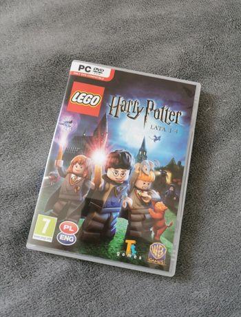 "Gra komputerowa ""Harry Potter"", lata 1-4"" wersja LEGO"