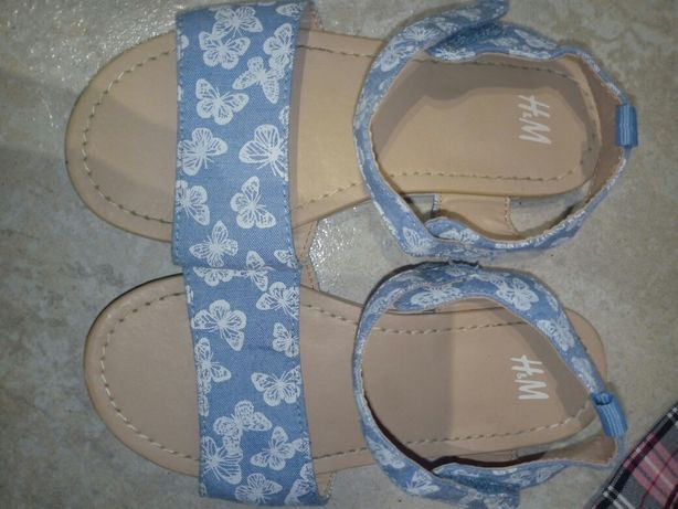 Sandałki h&m nowe