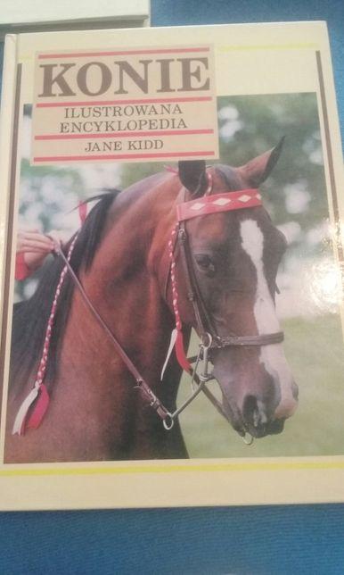 Konie ilustrowana encyklopedia
