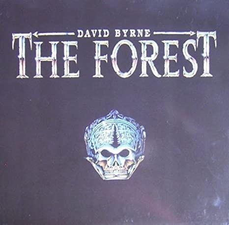 david byrne the forest vinil