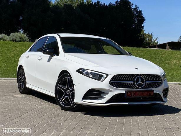 Mercedes-Benz A 180 Limousine d AMG Line Aut.