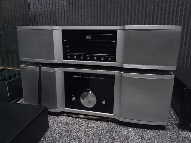 Wzmacniacz Xindak XA-6950 oraz odtwarzacz CD Xindak MUSE DELUXE 1.0