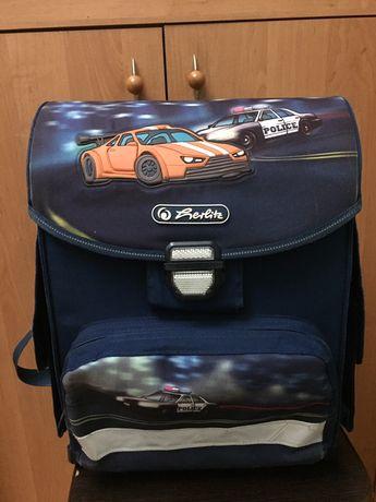 Продам школьный рюкзак с пеналом Herlitz