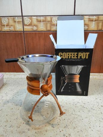 Chemex coffee 400ml zaparzacz do kawy