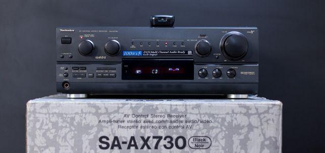 Wzmacniacz Amplituner Technics SA-AX730 - perfekt