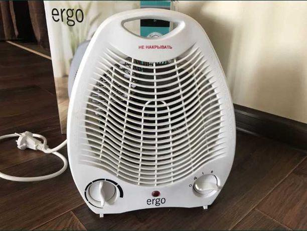 Тепловентилятор Ergo те тепло дуйчик теплообогреватель дуйка конвектор