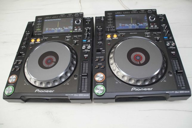 2 x Pioneer CDJ 2000 nexus Gwarancja Skup Zamiana DJM 750/800/850/900