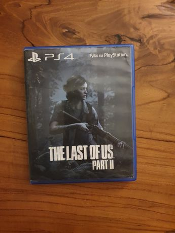 The Last Of Us part II PL Ps4/PS5