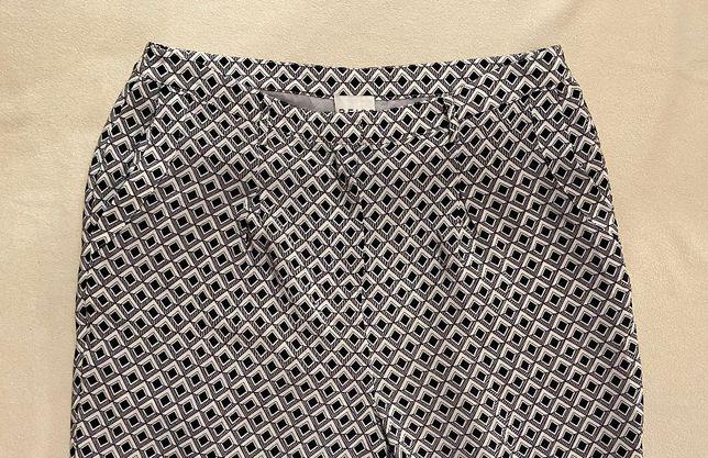 Reiss 40 12 L spodnie jedwabne damskie 100% jedwab