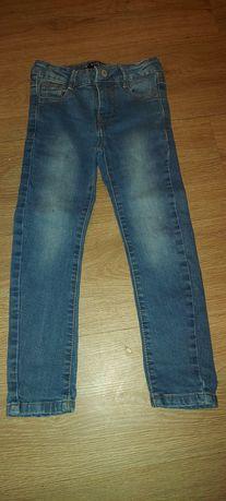 Spodnie dżins chłopięce Reserved 110