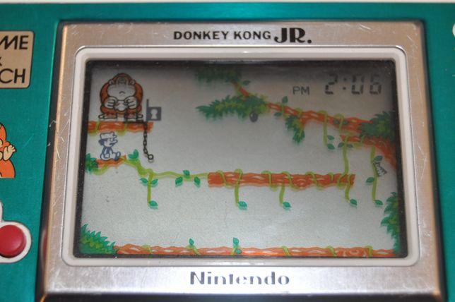 Kolekcjonerska konsola Nintendo Donkey Kong Jr.