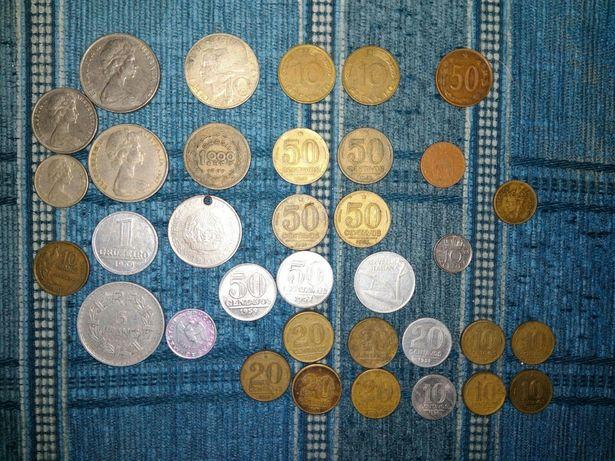 Монеты СССР,России,дальнего зарубежья