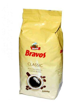 Кофе Bravos (Бравос) 1 кг Венгрия Оригинал