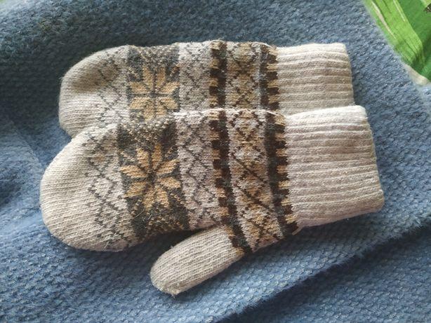 Варежки, перчатки, рукавицы