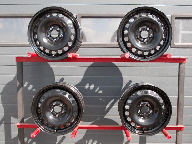Felgi stalowe 15 5x100 et40 VW Polo 6 IBIZA 6J RAPID FABIA III