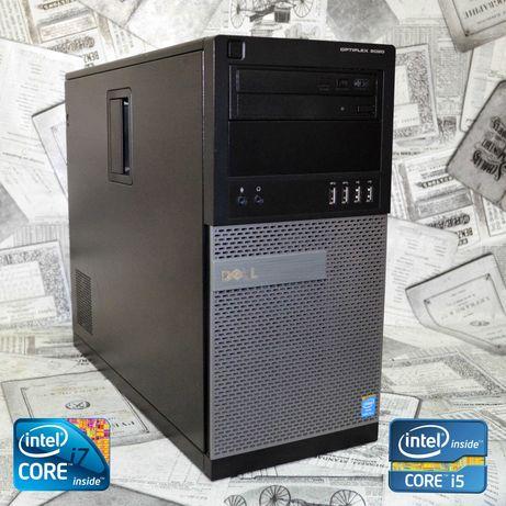 Dell OptiPlex 9020 MT: i5-4570/i7-4790  /4 GB /128GB SSD. Гарантия!