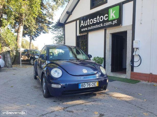 VW New Beetle 1.9 TDI