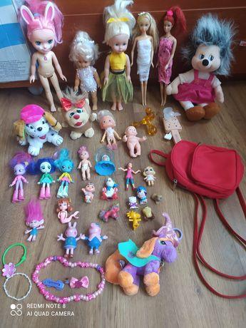 Пакет игрушек для девочек