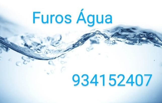 Furos de Agua captação de Agua