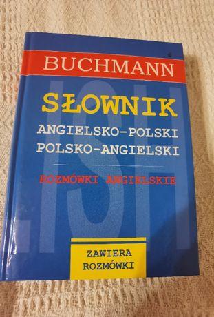 Słownik angielsko-polski i polsko angielski z rozmówkami