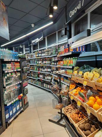 Продажа бизнеса продуктовый супермаркет