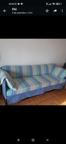 Sofá cama de 4 lugares