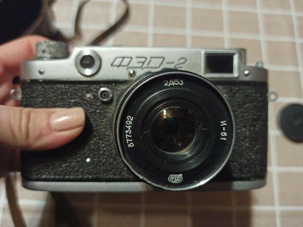 Фотоапарат ФЕД 2