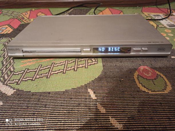 Odtwarzacz DVD Philips, sprawny
