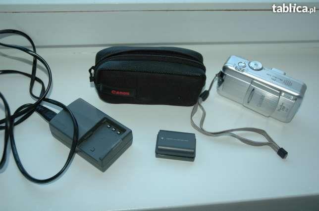 Canon PowerShot S50 cyfrowy aparat fotograficzny