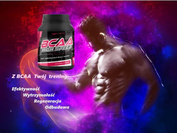 odżywki Trec BCAA High Speed 600g Aminokwasy