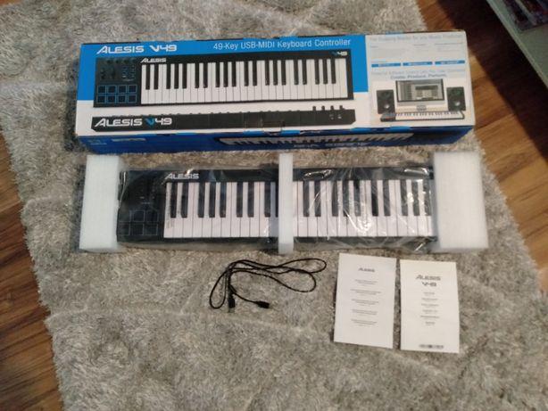 Sprzedam Alesis V49 USB-MIDI Keyboard Controller
