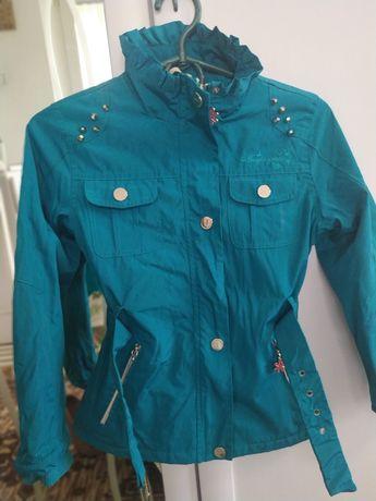 Куртка 134 розмір