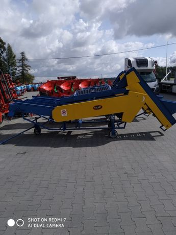 Sortownik do ziemniaków Rolmet Lipsk M 614/1 raty, transport