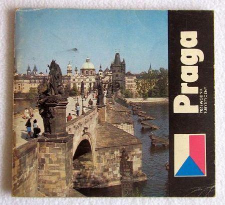 Przewodnik - Praga T.Olszewski 1975