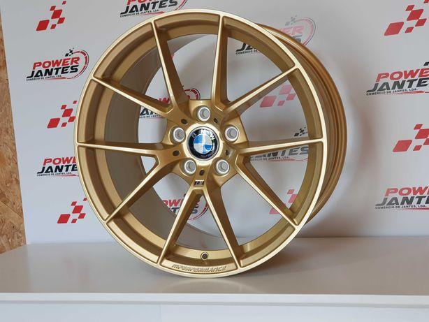 "Jantes BMW M4 CS em 19"" 5x120 Gold!"