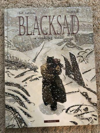 Blacksad - W śnieżnej bieli /stan idealny/