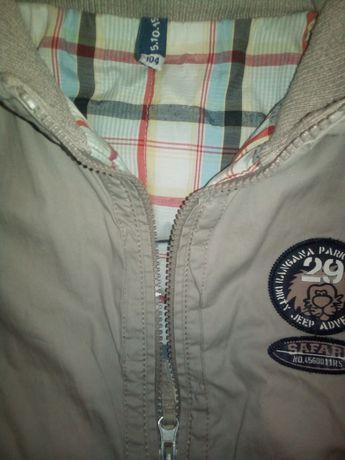 Nowe kurtki dla chłopca z 5.10.15