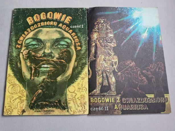 Komiks Bogowie z Aquariusa